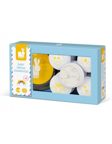 Coffret 5 tampons baby dream...