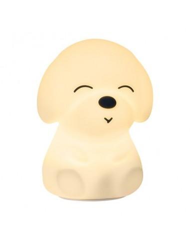 Veilleuse Lil'dog Blanc