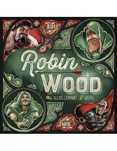 Jeu Robin wood