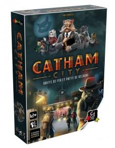 Catham city - jeu Gigamic