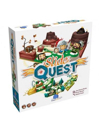 Jeu Slide Quest