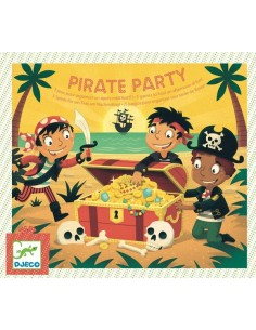 Pirate Party - Djeco