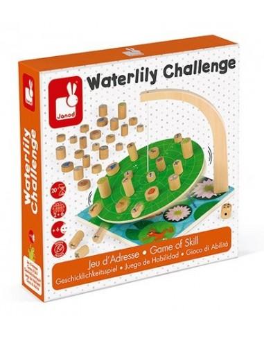 Waterlily challenge - jeu Janod