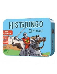 Jeu Histodingo moyen-âge