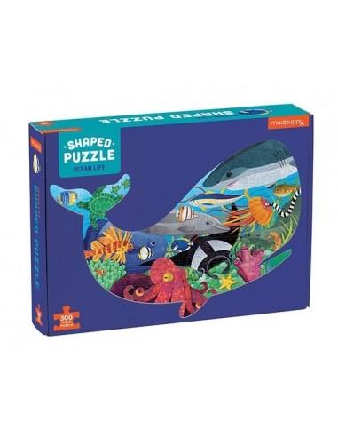 Puzzle forme océan 300 pièces