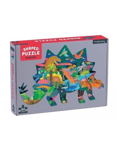 Puzzle forme dinosaure 300 pièces