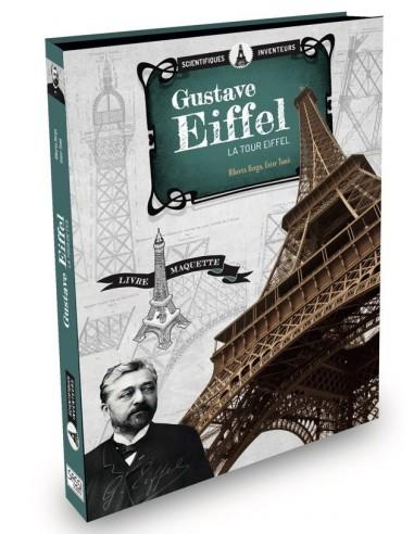 Maquette La tour Eiffel - Sassi
