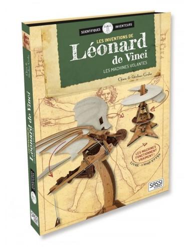 Maquette les inventions de Léonard de...