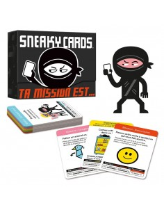 Jeu Sneaky Cards
