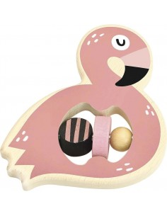 Hochet Flamingo Michelle...