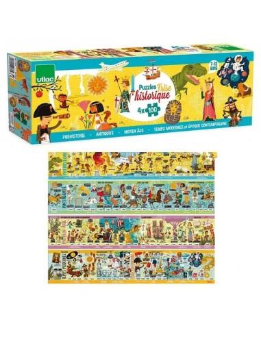 Puzzle grande frise historique 4 x...