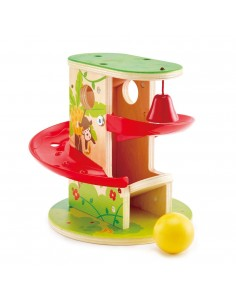 Toboggan de la jungle - Hape