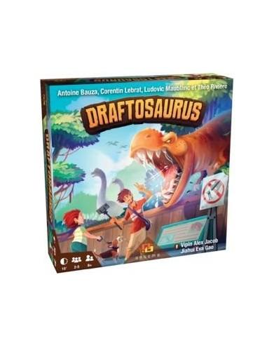 Jeu Draftosaurus