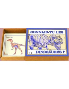 Connais tu les dinosaures -...