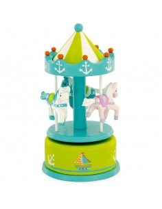 Petit carrousel vert - Ulysse