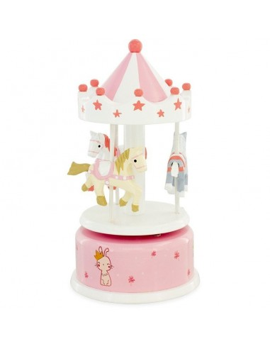 Petit carrousel rose - Ulysse