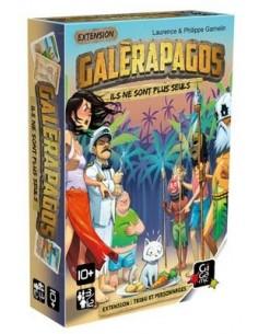 Extension Galerapagos tribu...