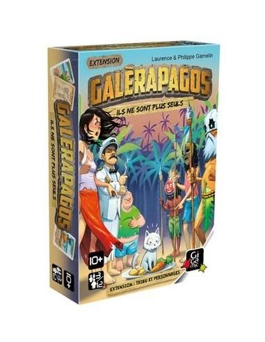 Extension Galerapagos tribu et...