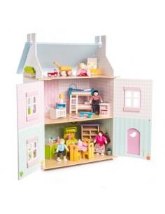 Maison de poupées oiseau...