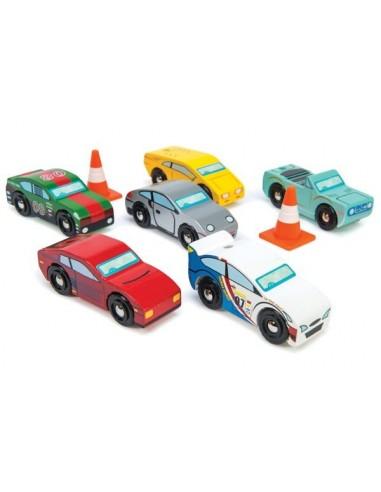 Voitures de Montecarlo - le Toy Van
