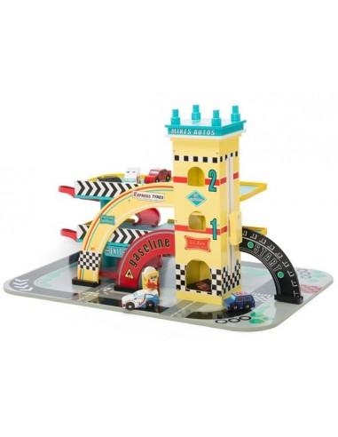 Garage auto de Mike - le Toy Van