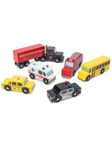 Voitures de New York - le Toy Van