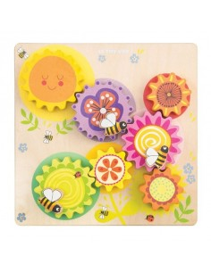 Engrenages abeilles et...