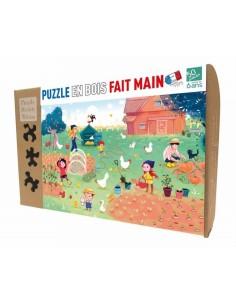 Puzzle 50 pièces famille...