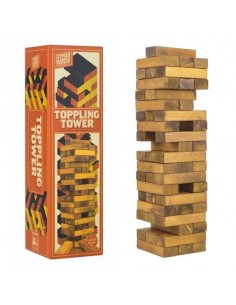 Tour toppling tower -...