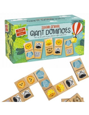 Dominos géants animaux - Professor...