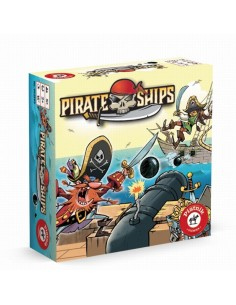 Pirate ships - jeu Piatnik