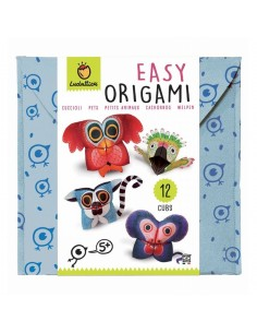 Easy origami animaux -...