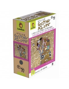 Atelier Gustav Klimt puzzle...