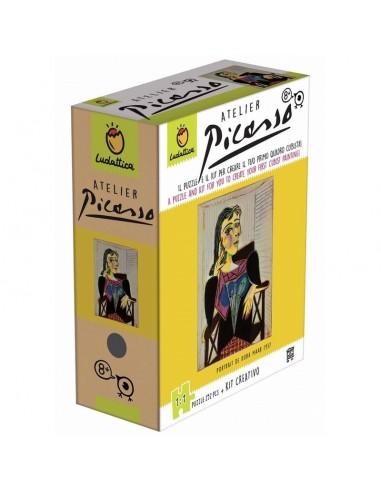 Atelier Picasso puzzle et activité...