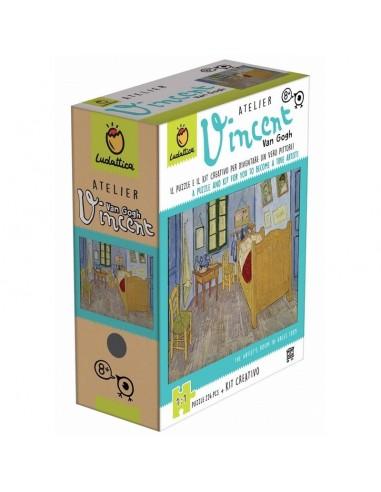 Atelier Vincent Van Gogh puzzle et...