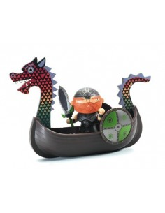 Drack et son drakkar pirate Arty Toys