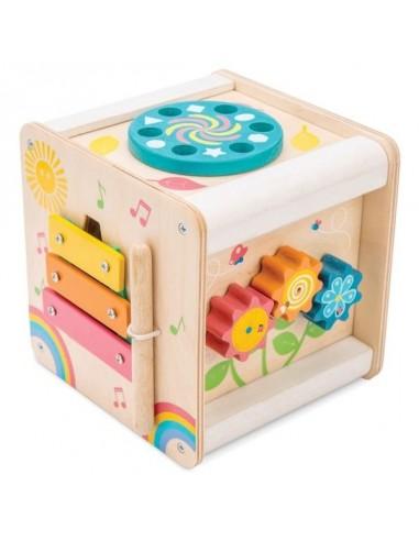 Petit cube d'activités - le Toy Van