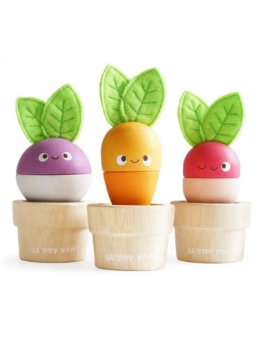 Légumes empilables - le Toy Van