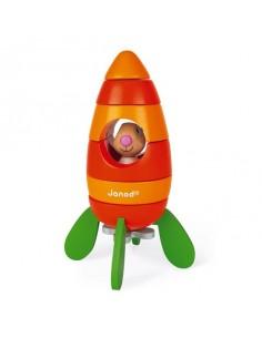 Fusée carotte magnétique -...