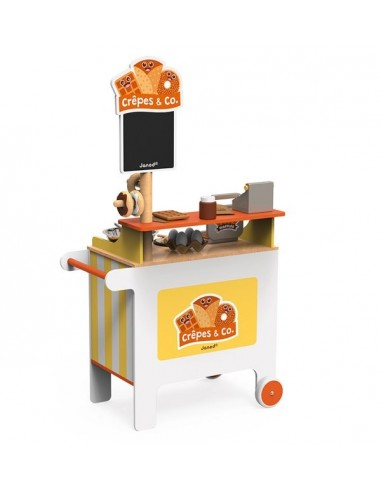Stand crêperie mobile - Janod