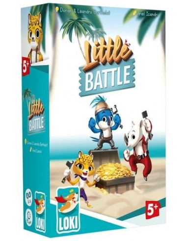Jeu Little battle - Loki