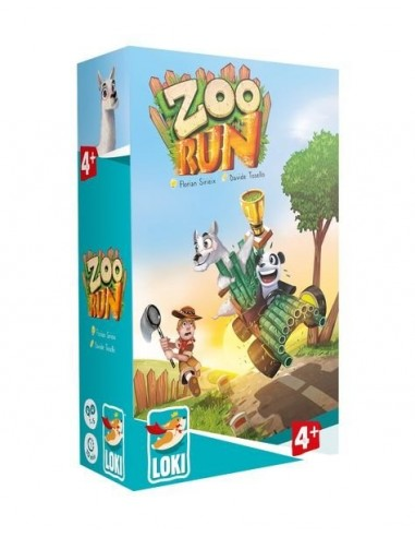 Jeu Zoo run - Loki