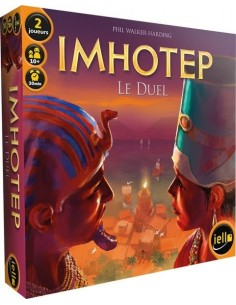 Jeu imhotep le duel