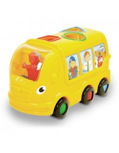 Sidney le bus scolaire - WOW