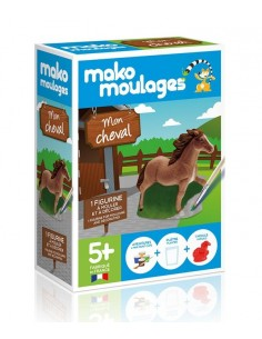 Mon cheval - Mako moulages