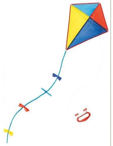 Cerf volant multicolore - Moulin Roty