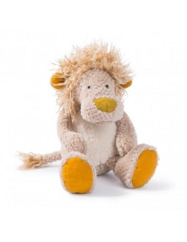 Petit lion Les Baba Bou - Moulin Roty
