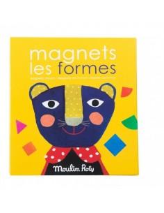 Jeu magnétique des formes...