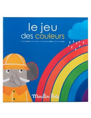Jeu des couleurs Les Popipop - Moulin...