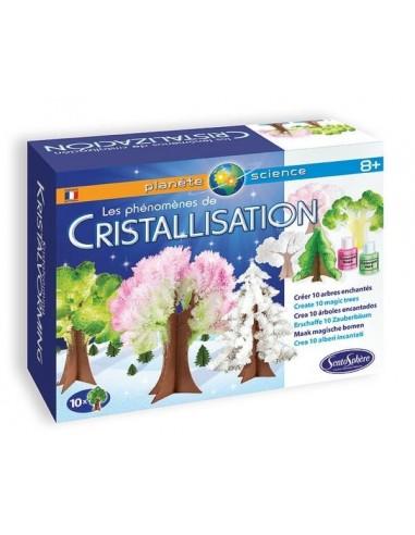 Les phénomènes de cristallisation -...